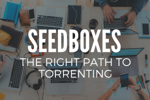 Seedboxes: The Right Path to Torrenting